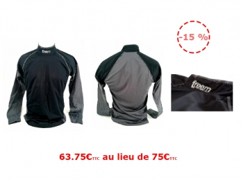 Photo Vente T-Shirt protection froid
